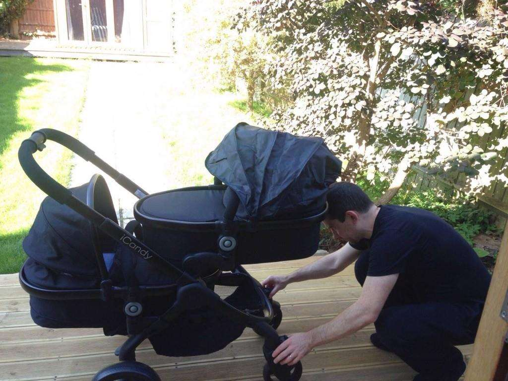 iCandy Peach Blossom 3 Twin Review, IMG 1141 1024x768%, new-dad%
