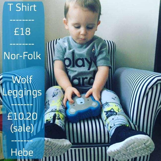 Teds Threads Issue #14, Norfolk%, uncategorised%