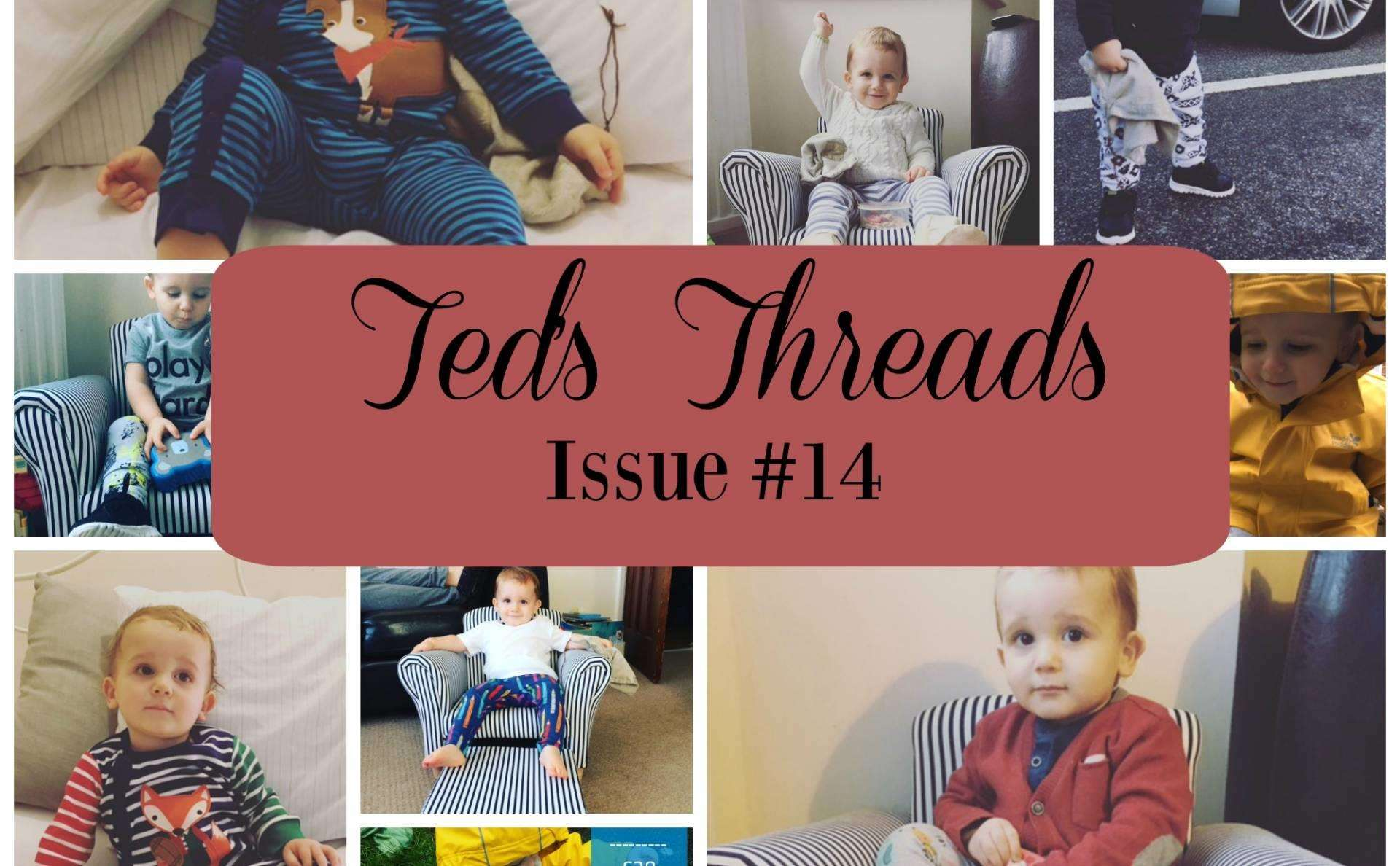 Teds Threads Issue #14, Teds threads 14%, uncategorised%