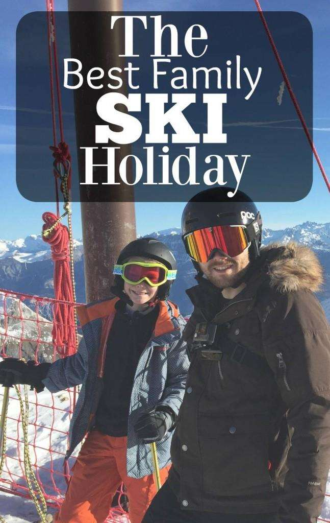 The Best family ski holiday FT