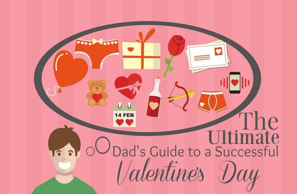 Dad's Ultimate Guide to a Successful Valentines Day, Ultimate guide to a successful valentines day FT%, love-and-relationships%