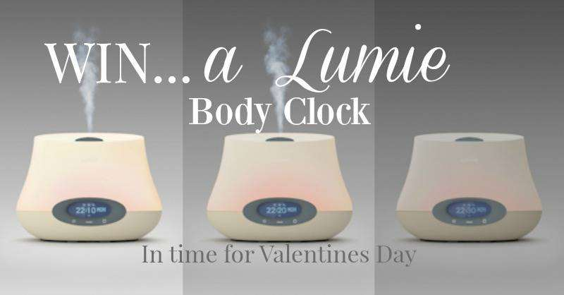 Win your partner the perfect gift for Valentines Day – Lumie Bodyclock Iris!, perfect gift for Valentines Day FT%, uncategorised%