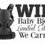 WIN Stokke Tripp Trapp, Baby Bjorn Carrier We & Diono Booster Seat Worth £300+, Baby Bjorn We Carrier comp 1 150x150%, product-review, its-the-fergusons%