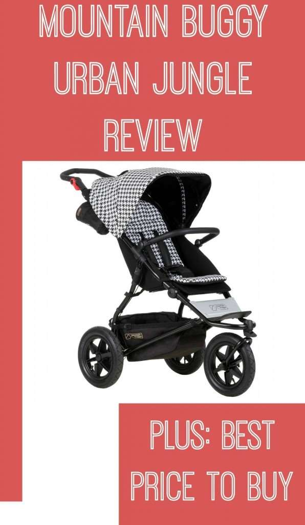 Mountain buggy urban jungle review