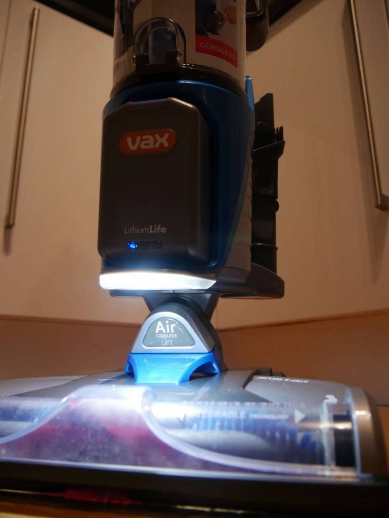 Vax Air Cordless Lift Review, P1000722 769x1024%, product-review%