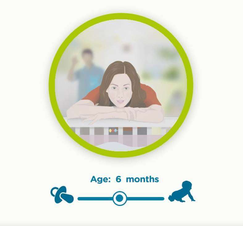New Digital Tool Helps Parents Learn About Baby Sight, image001%, new-dad%