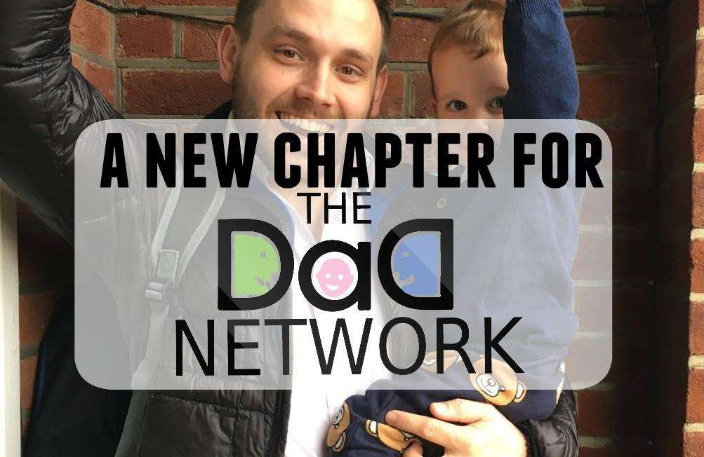 A New Chapter for The Dad Network, Stay at home dad FT%, new-dad%