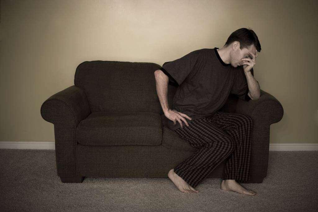Breaking the Stigma of Male Post Natal Depression, 2358995244 f6f385d0cf b%, new-dad%