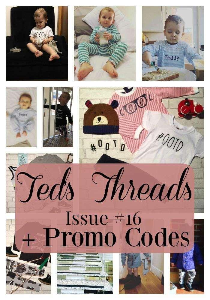 Teds Threads #16