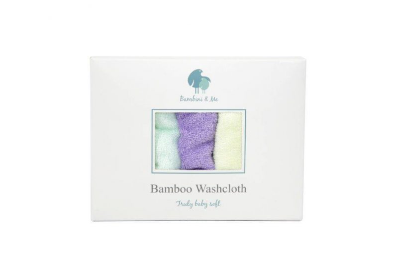 Bamboo Washcloth Pack