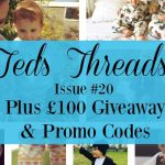 Ted's Threads Issue #13 PLUS Promo Codes, Teds threads 20 FT 150x150%, uncategorised%