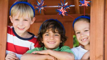 4th of July Fun Ideas for Involving the Kids, july 4th kids%, new-dad%