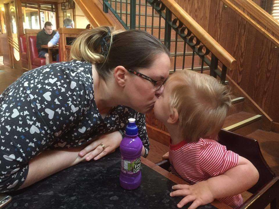 Is there anything wrong with kissing your child on the lips?, 15%, new-dad%