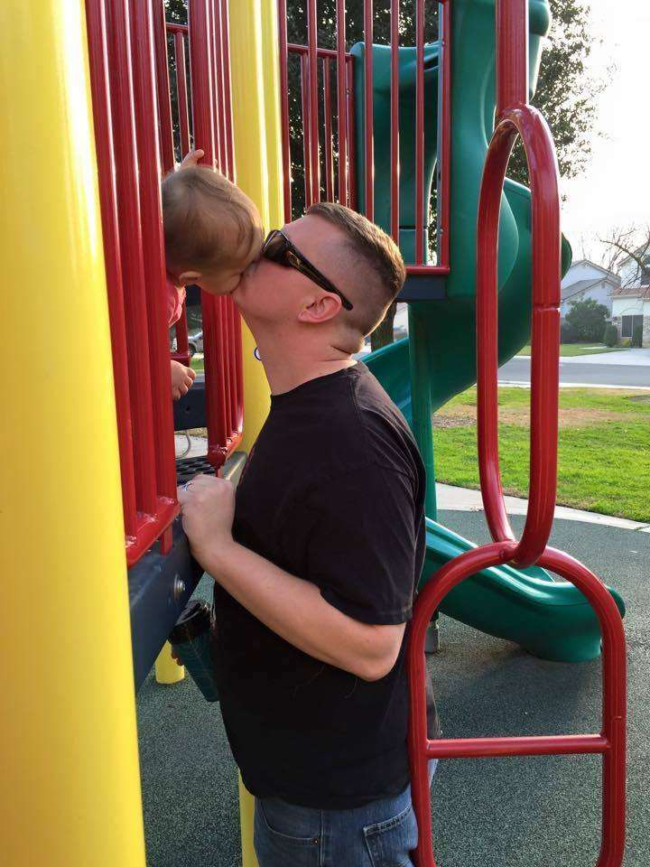Is there anything wrong with kissing your child on the lips?, 2%, new-dad%