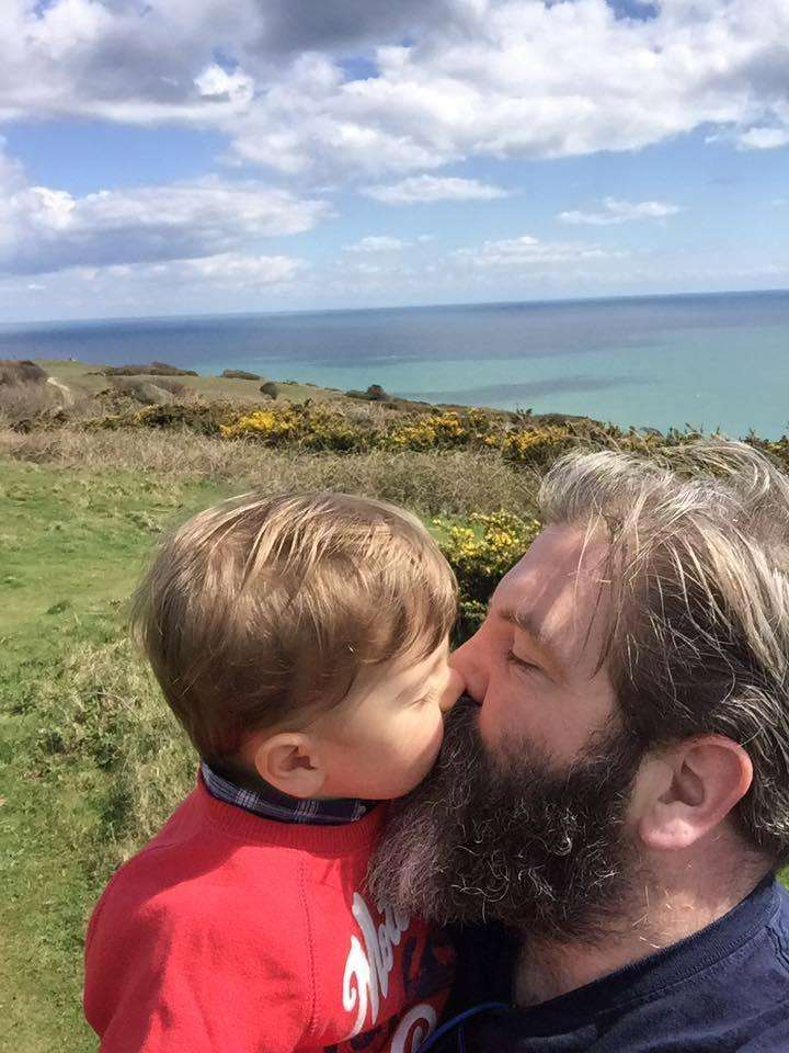 Is there anything wrong with kissing your child on the lips?, 3%, new-dad%