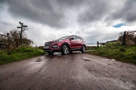 Hyundai Santa Fe Car Review, Picturedfvd1%, product-review%