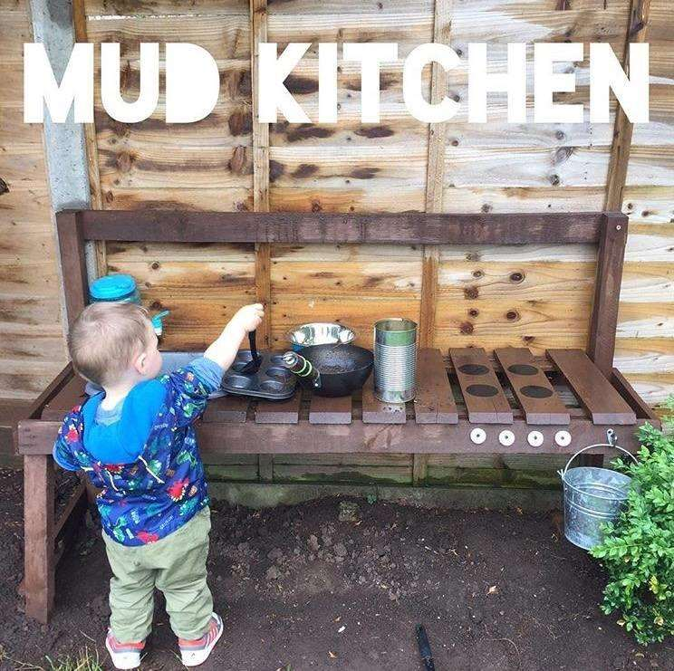 9 Cheap Messy Play Ideas for the Summer, image6%, new-dad%