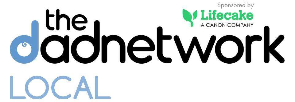 Dad Network Local Logo