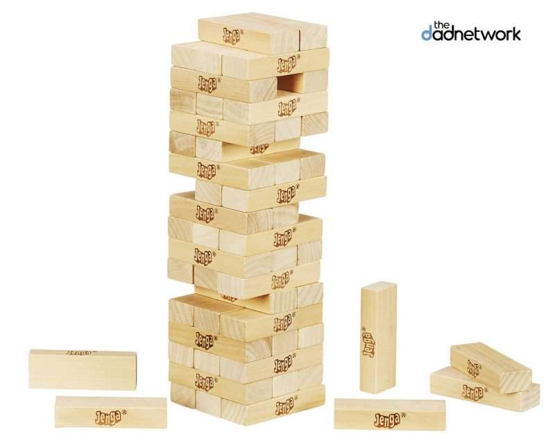 dad network recommend jenga