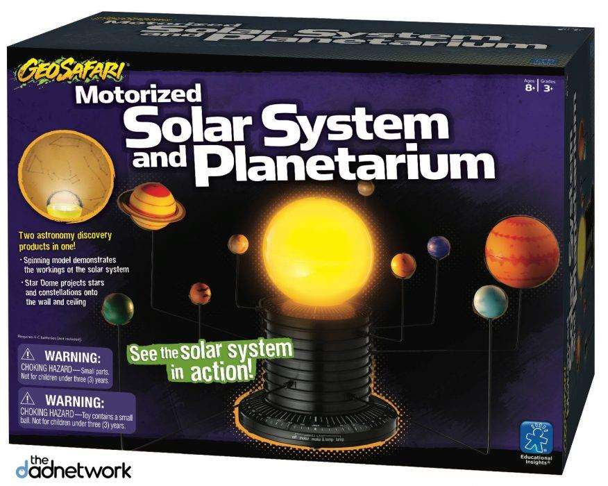 Science Museum Solar System and Planetarium