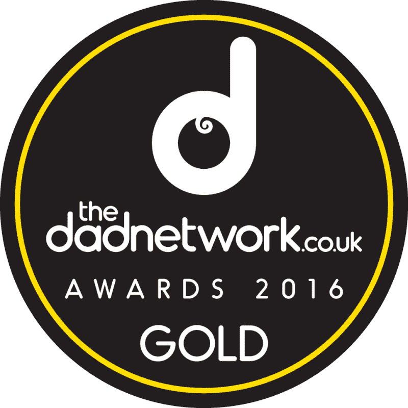 The Dad Network Product Awards 2016 WINNERS!, TDN Awards Gold 800x800%, product-review%