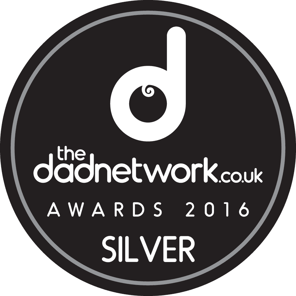 The Dad Network Product Awards 2016 WINNERS!, TDN Awards Silver%, product-review%