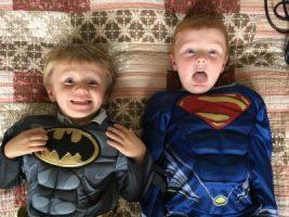 dadpreneur superheroes