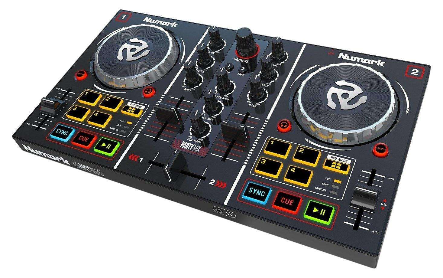What are dads buying their kids for Christmas?, DJ kit%, product-review%