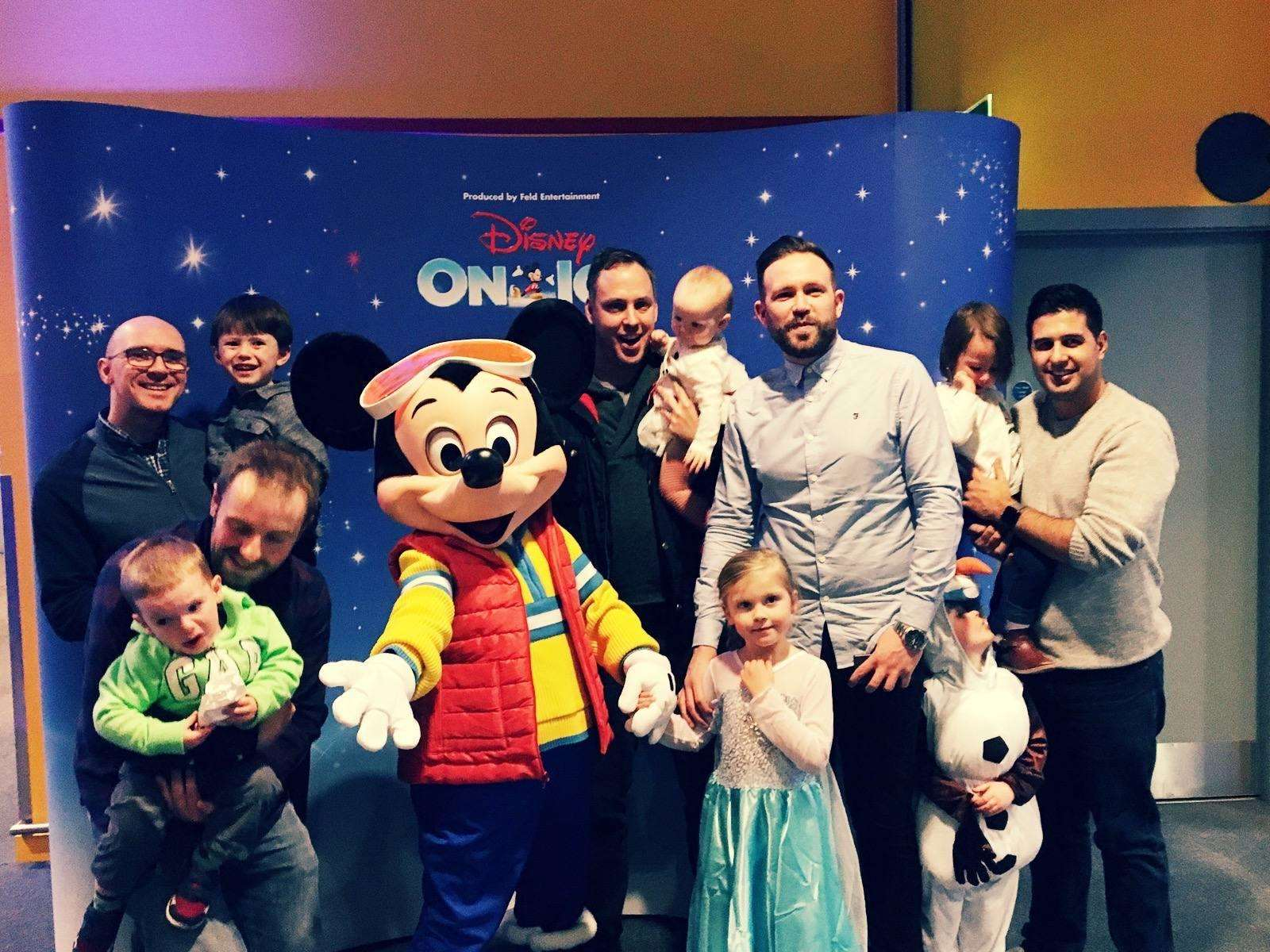 Disney on Ice Presents Frozen Hosts The Dad Network, IMG 9679 1%, new-dad%