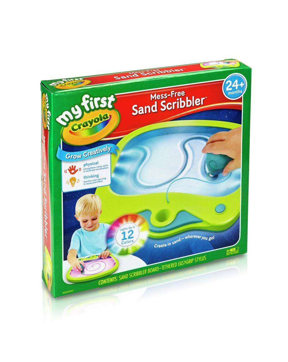 What are dads buying their kids for Christmas?, Sand scribbler%, product-review%