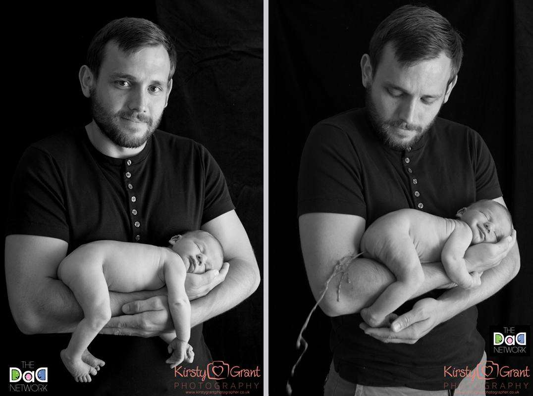 Dads think they do their equal share of nappy duty but mums disagree!, Viralphoto%, new-dad%