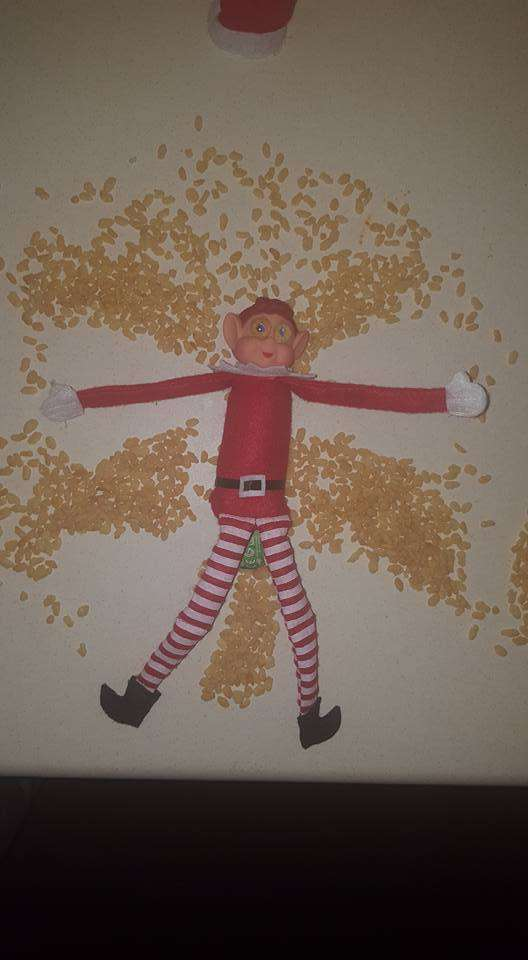The Dad Network Guide to Elf on the Shelf, elf angel%, new-dad%