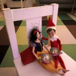 Here's a Few Elf on the Shelf Ideas to Get Your Advent Going, elf date 150x150%, daily-dad%