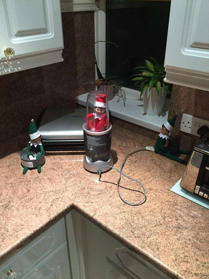 The Dad Network Guide to Elf on the Shelf, elf juicer%, new-dad%