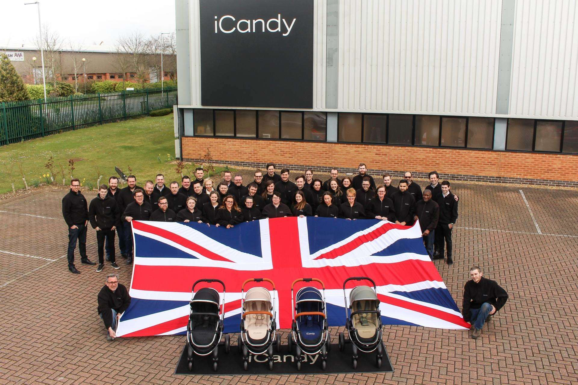 iCandy lower their prices!, The iCandy Team Queens Award Photo%, daily-dad, product-review%
