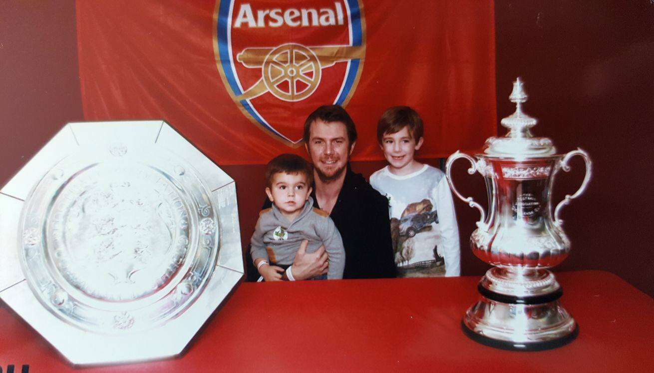 Junior Gunners is a great way for children to make new friends, 9FCBC66F D5A1 49B7 8722 420493800ECC%, daily-dad%