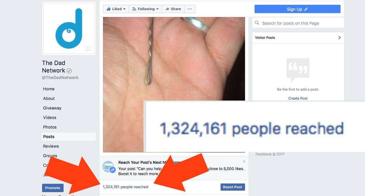 1.5 Million Parents have gone crazy over a hair clip... Or is it a Bobby Pin?, Screen Shot 2017 09 06 at 22.47.41%, daily-dad%
