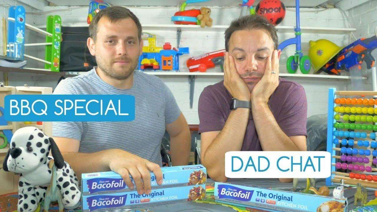 Top BBQ tips with Bacofoil | #ad, maxresdefault%, daily-dad%