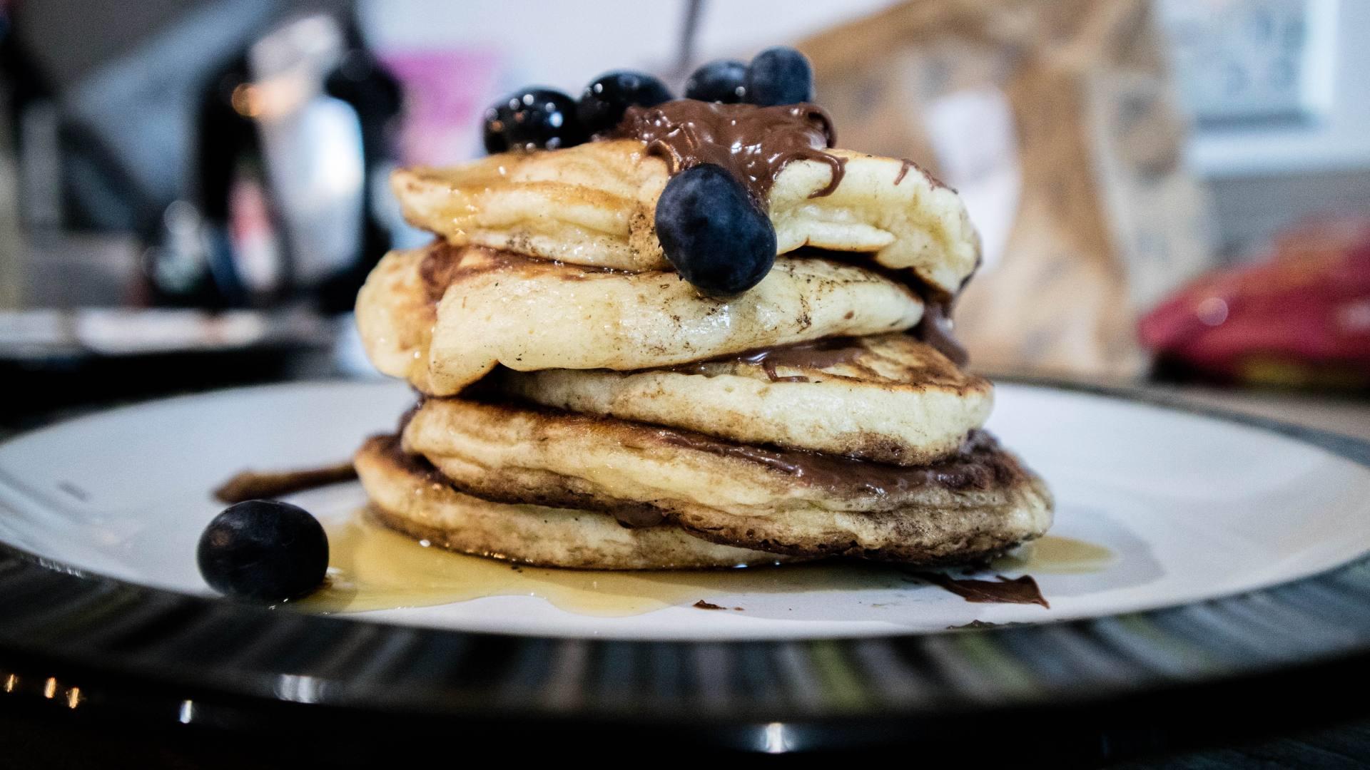 perfect pancakes, pancakes, american