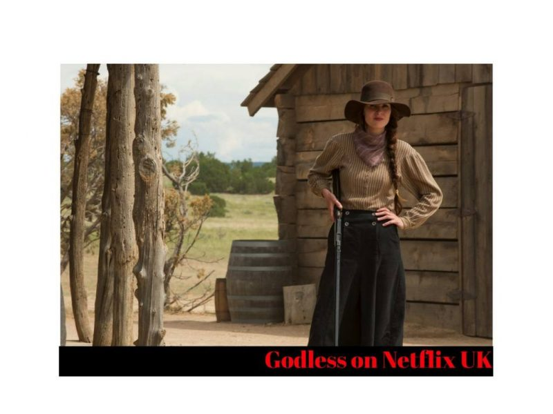 Godless: Netflix UK