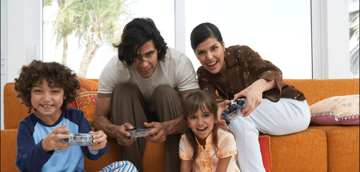 The Best Video Games To Play With Your Kids, family gaming%, uncategorised%