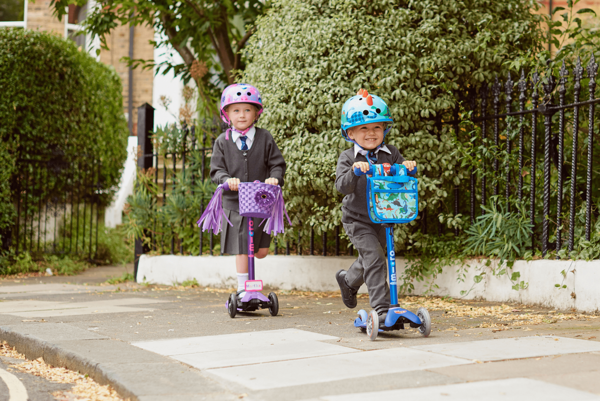 Scooting Has Changed My Life as a Parent | Sustrans Big Pedal, image%, daily-dad%