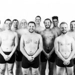 Dads Pose Naked to Raise Awareness of Father's Body Image Related Mental Health, DadBodShoot April2018 591 150x150%, health%