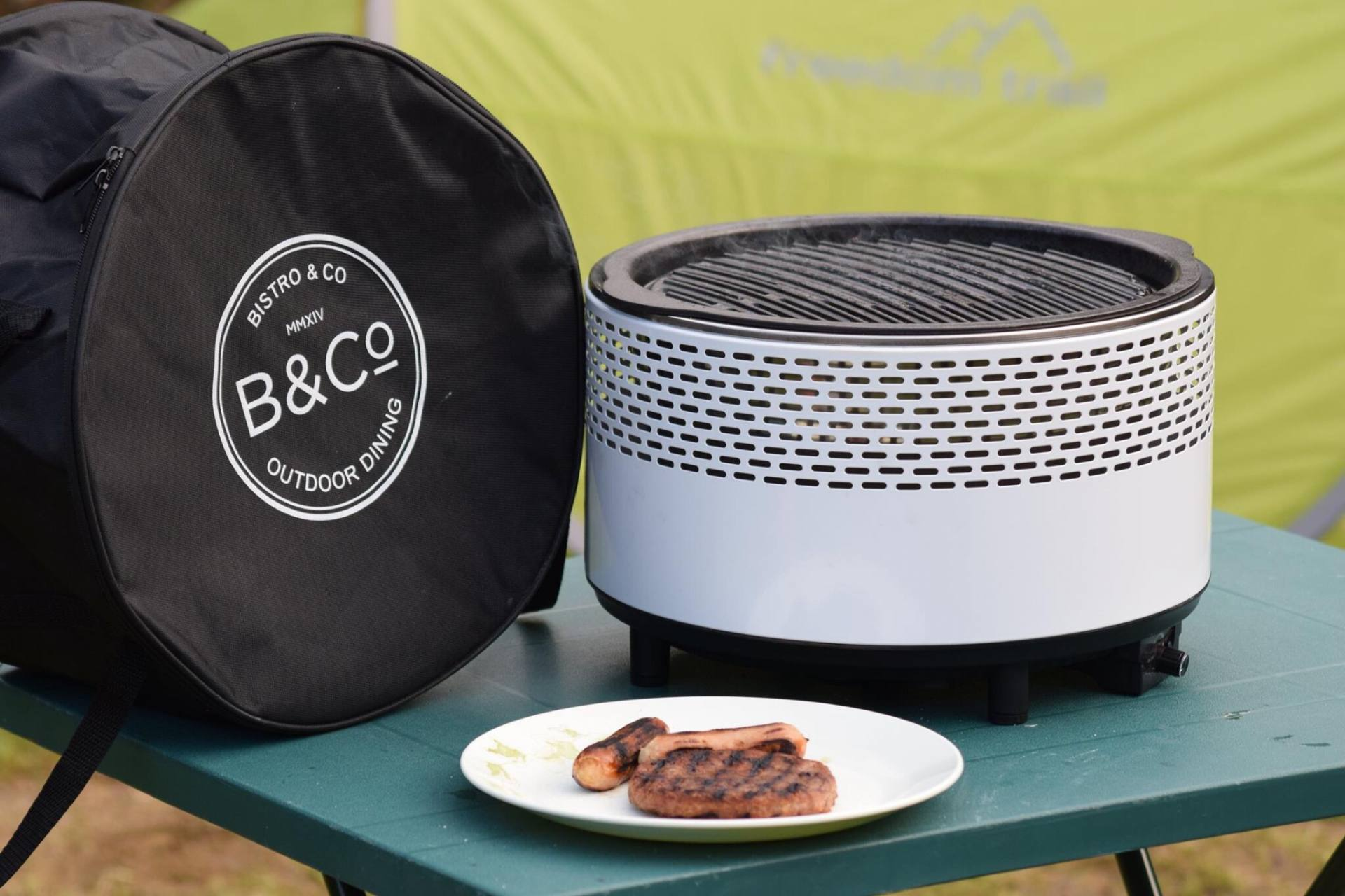 Summit B&Co Alfresco Smokeless BBQ Grill Review, img 9397%, product-review%