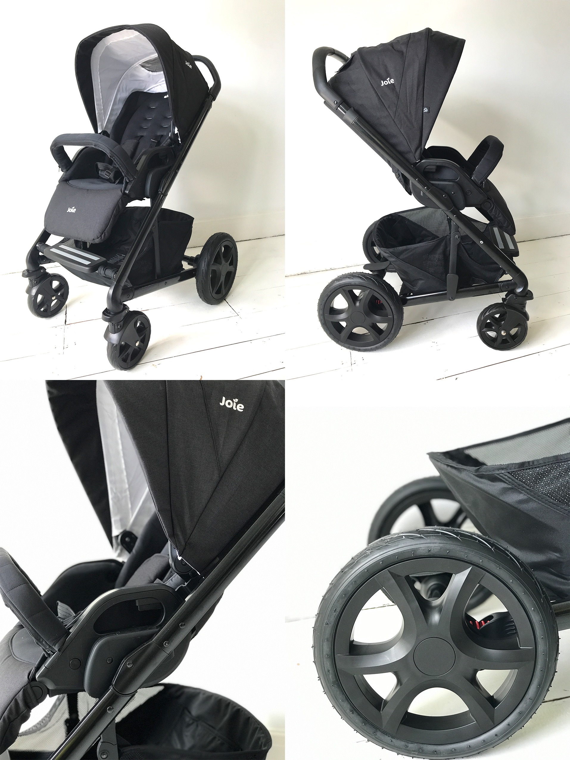 Dadsnet reviews 6 of the UK's best pushchairs in 2018, Joie Chrome DRX%, product-review%