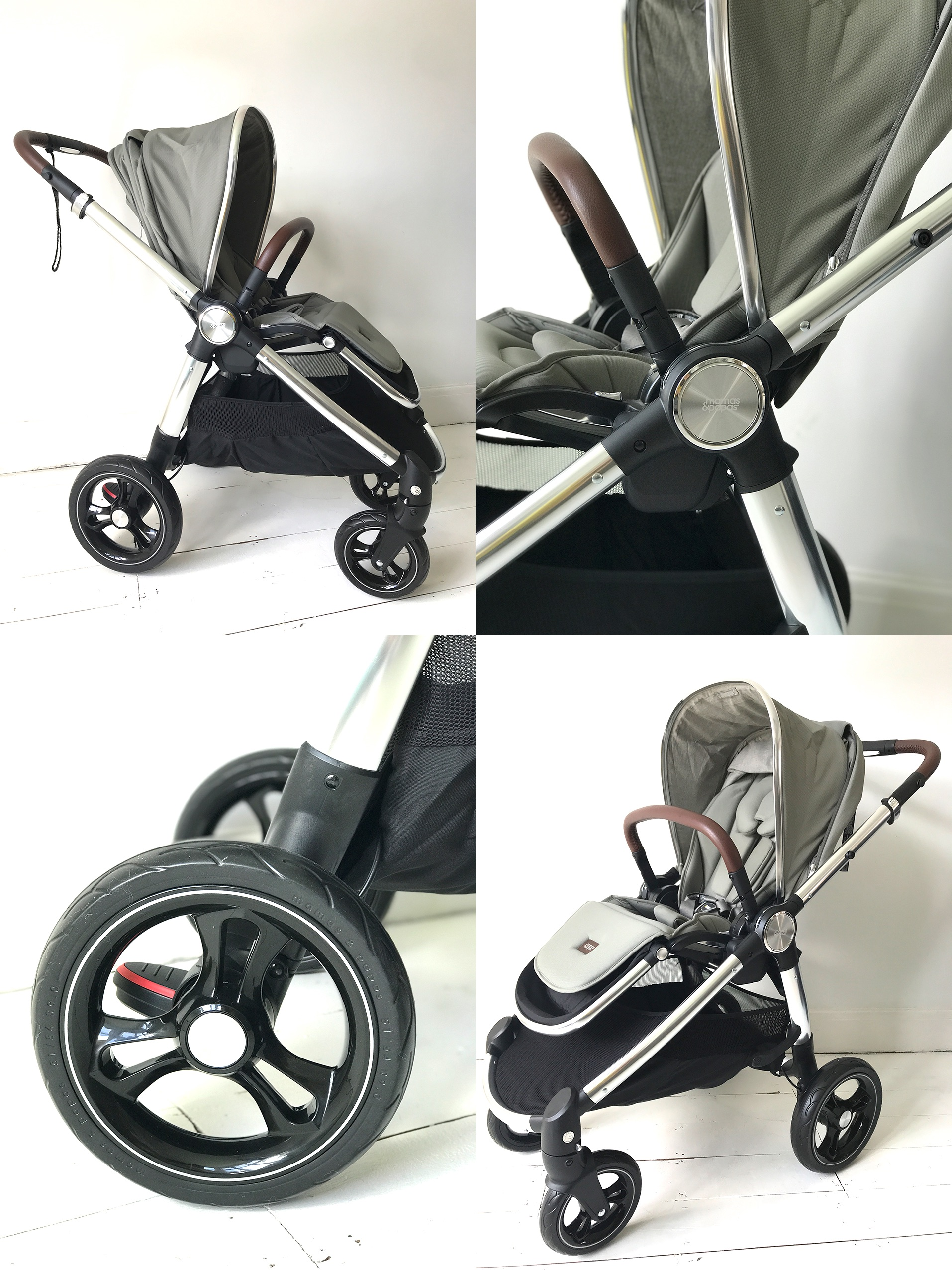 Dadsnet reviews 6 of the UK's best pushchairs in 2018, Mamas and Papas Ocarro%, product-review%