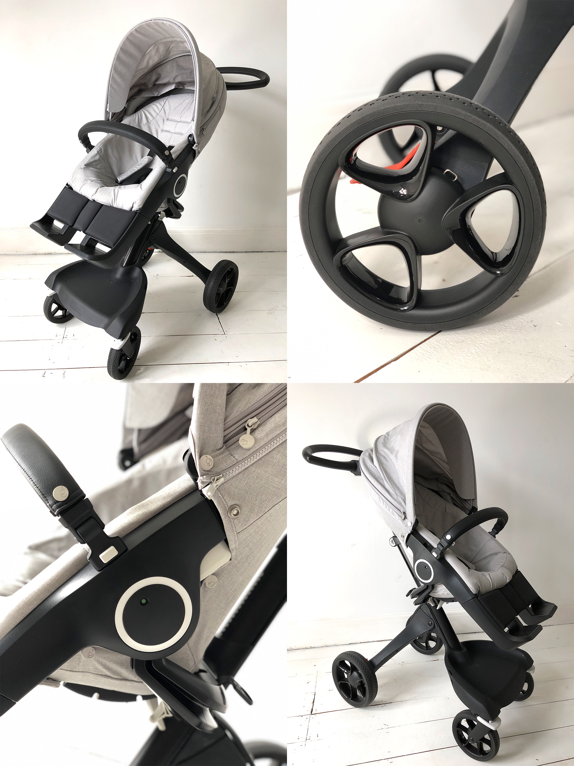 Dadsnet reviews 6 of the UK's best pushchairs in 2018, Stokke Xplory%, product-review%