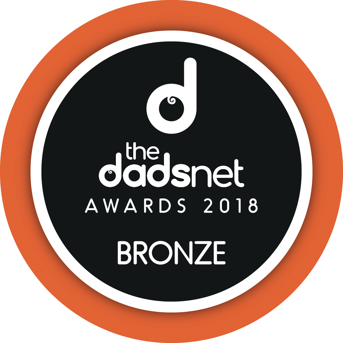 Download your hi-res award badge, TDN 2018 Award Bronze%, %