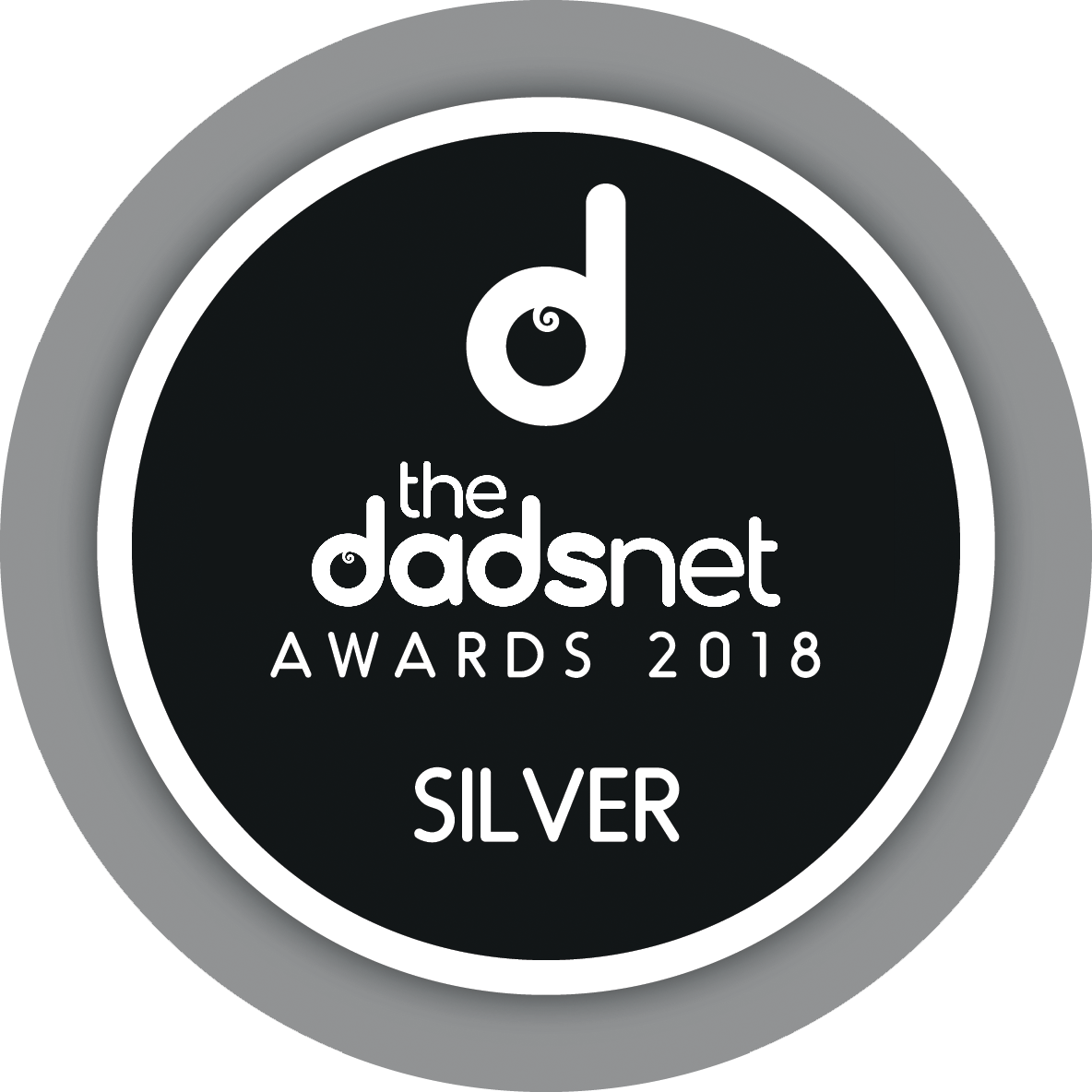 Download your hi-res award badge, TDN 2018 Award Silver%, %