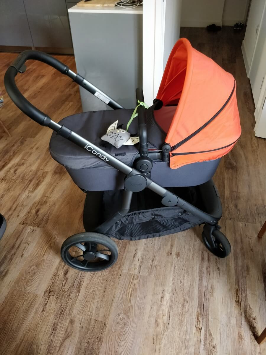 iCandy Orange Pushchair Review, pic 11a%, product-review%